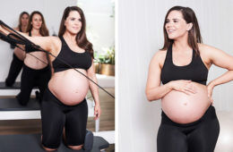 SRC pregnancy compression wear