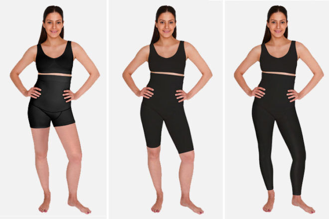 SRC recovery compression shorts leggings product