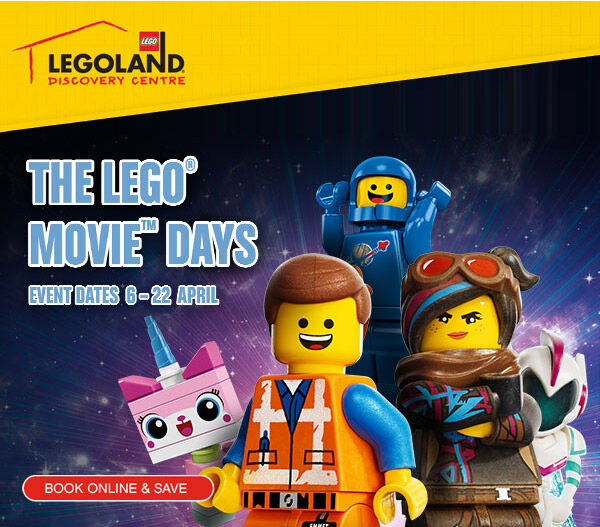 LEGOLAND LEGO Movie 2 Activities