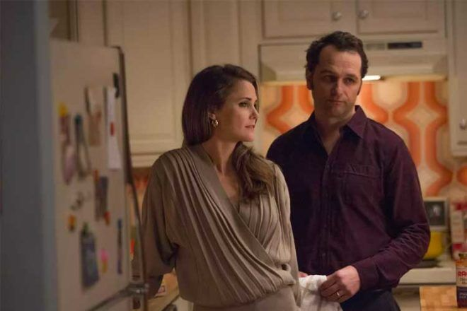 The Americans Tv series watching