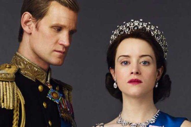 The Crown best tv series watching