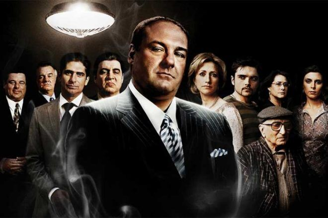 The Sopranos best TV series