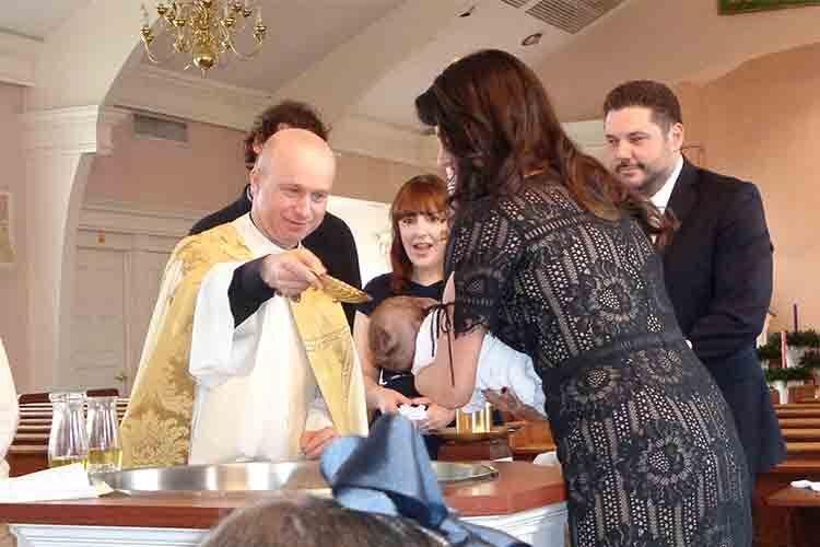 Baptism in America