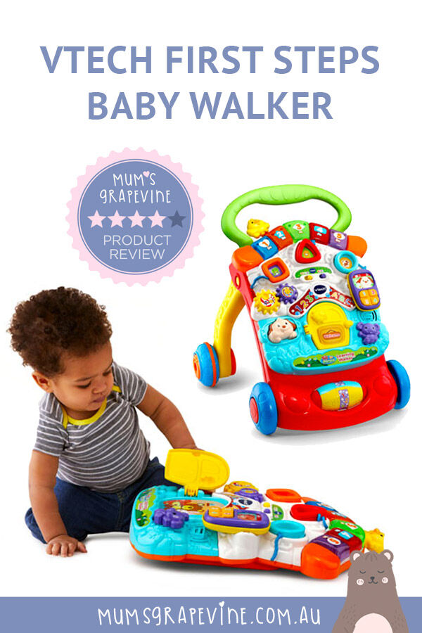VTech First Steps Baby Walker Review
