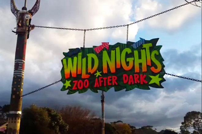 Werribee Wild Nights, zoo after dark