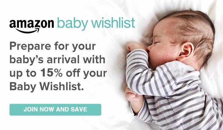 Amazon Baby Wishlist