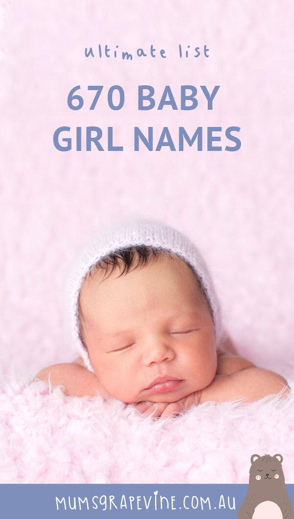 670 girl names