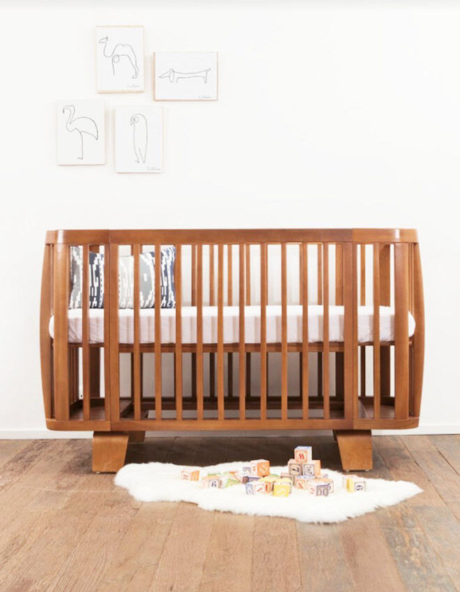 Roger Armstrong Retro Cot