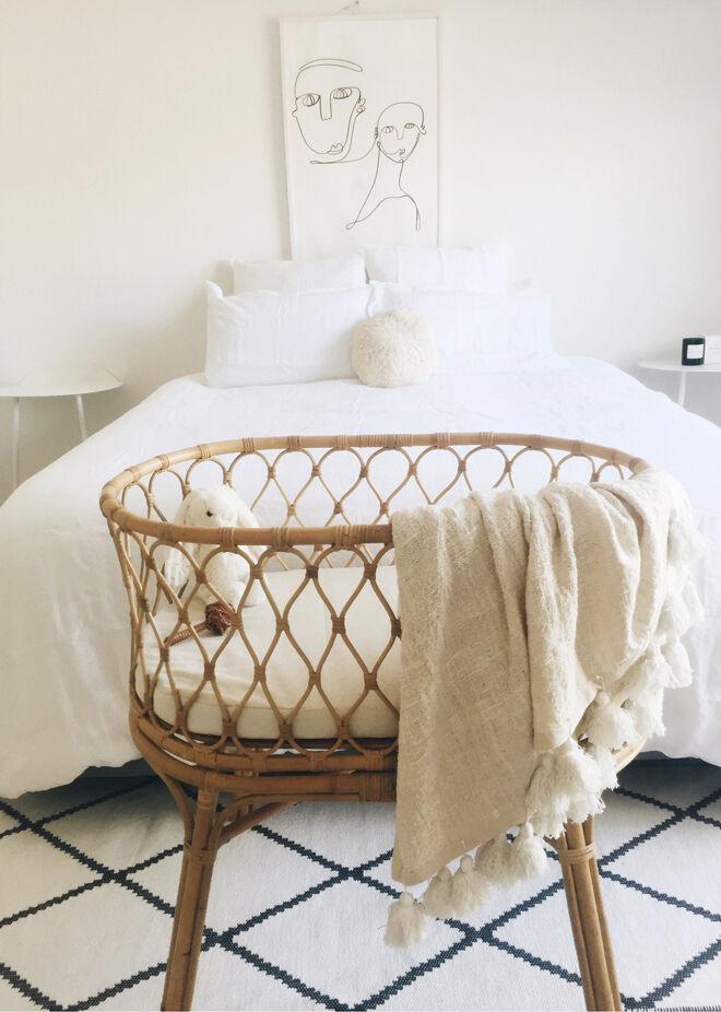 sacred bundle belle bassinet
