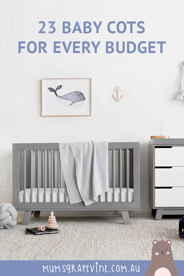 23 baby cots for every budget