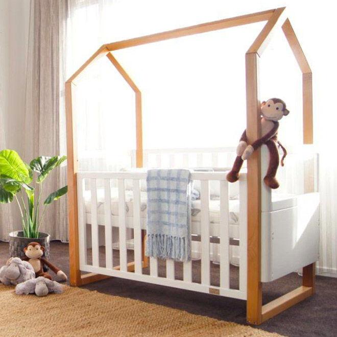 Babyhood Kaylula Mila Cot