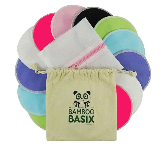 Bamboo Basix Breast Pads