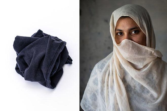 Cloth Sanitary Pad used in Pakistan