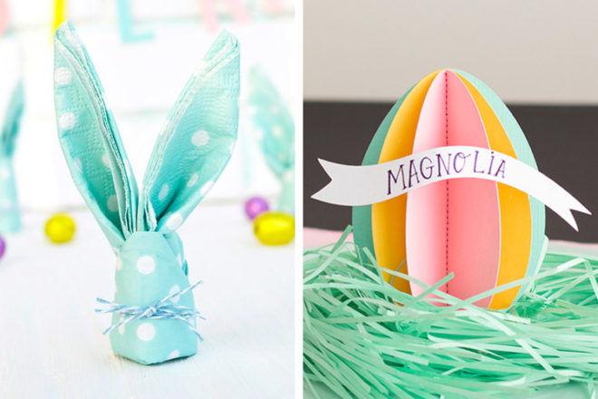 Easter brunch decorations