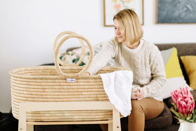 12 Moses baskets for baby | Mum's Grapevine