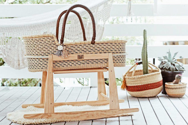 12 Moses baskets for sleeping babies | Mum's Grapevine