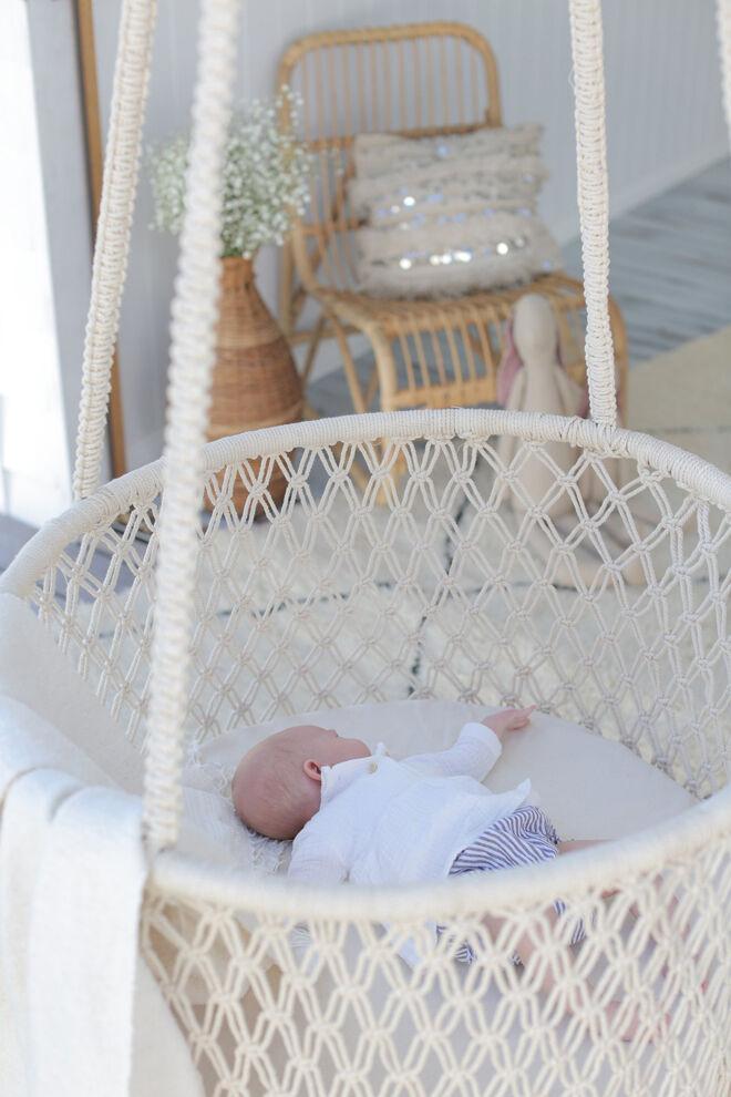 Sacred Bundle Hanging Cradle
