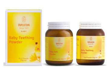 Recall Weleda teething powder and colic powder