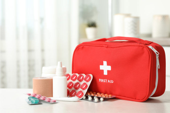 50 family first aid kit essentials   Mum's Grapevine