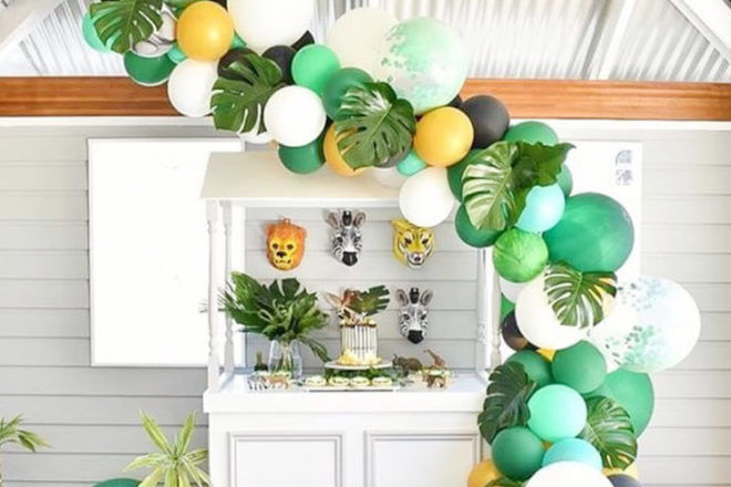 Wild one first birthday party | Mum's Grapevine