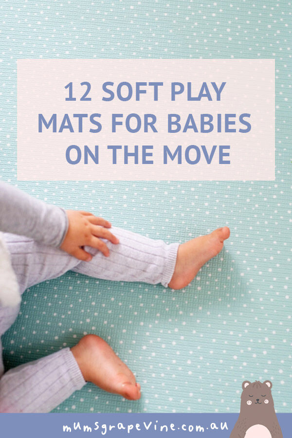 12 play mats for babies on the move | Mum's Grapevine