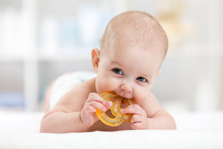 Baby teething gel recalled