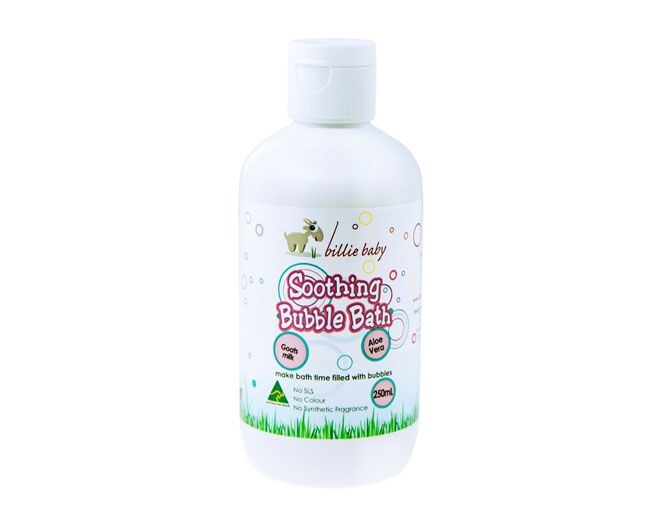 Billie Baby Soothing Bubble Bath