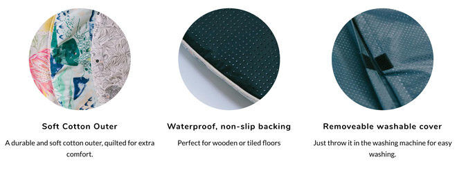 Expect-A-Spill™ technology