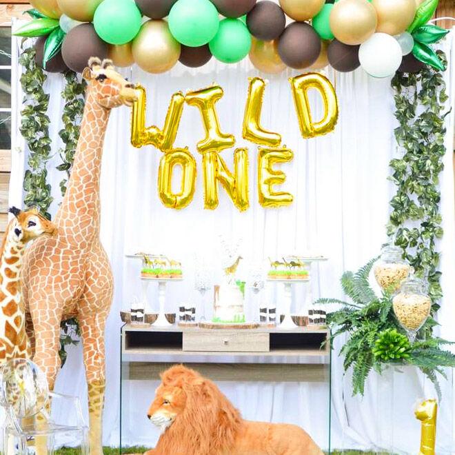 Jungle party ideas