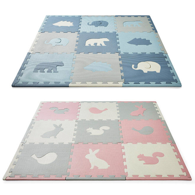 Kmart foam animal play mat