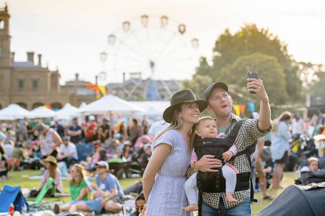 Lost Lands Festival for families