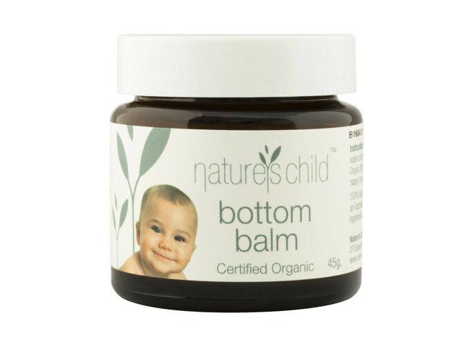 Nature's Child Baby Bottom Balm
