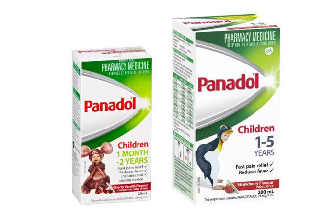 Panadol Children's
