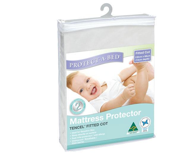 Protect-A-Bed Mattress Protector - Tencel