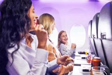 Virgin Australia Parenting Panel
