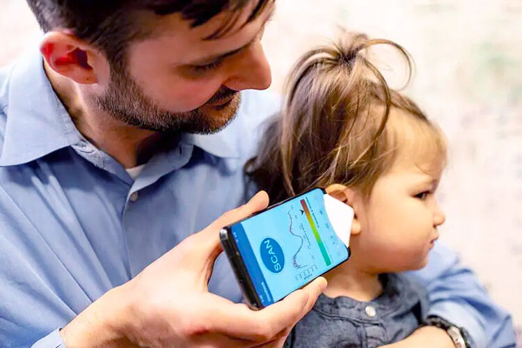 App to diagnose ear infections