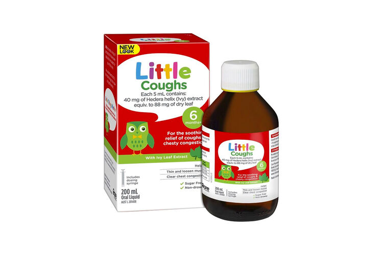 little coughs baby first aid