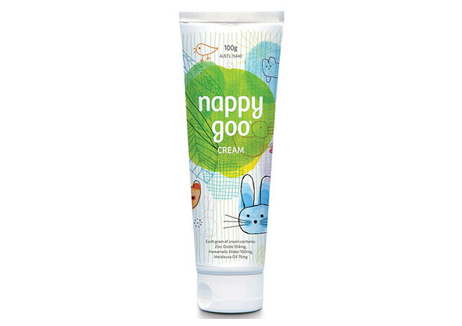 nappy goo cream