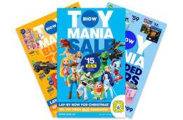 Big W Toy Sale