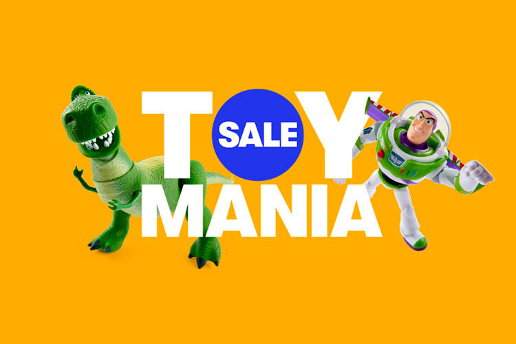 Big W Toy Sale starts today