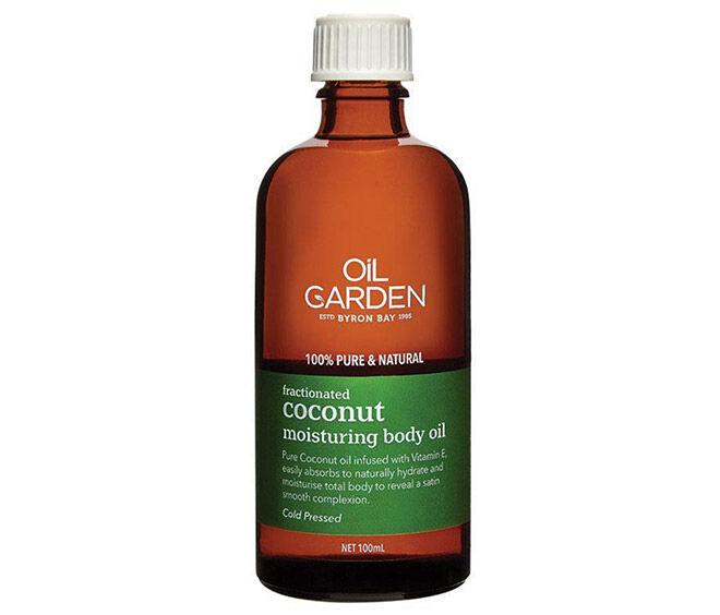 Coconut oil massage for breastfeeding