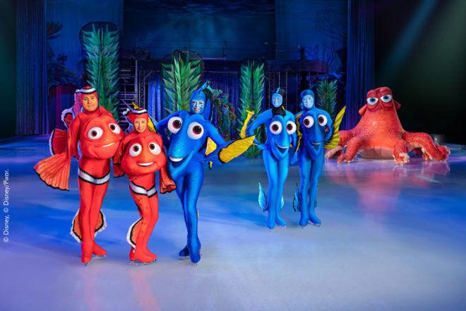 Disney on Ice Mickey & Friends
