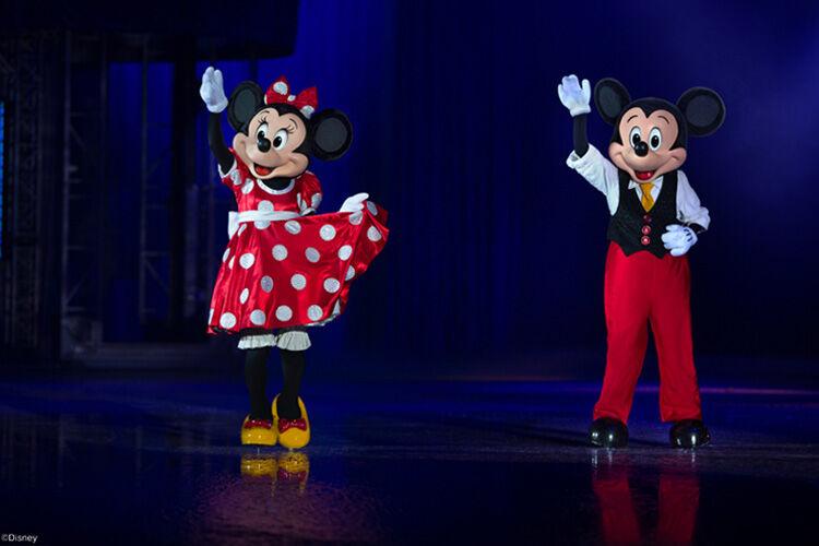 Disney On Ice Celebrates Mickey & Friends | Mum's Grapevine