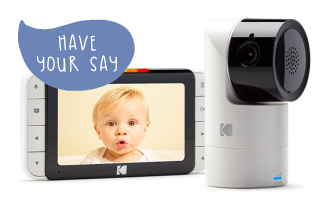 Kodak Cherish Baby Monitor review