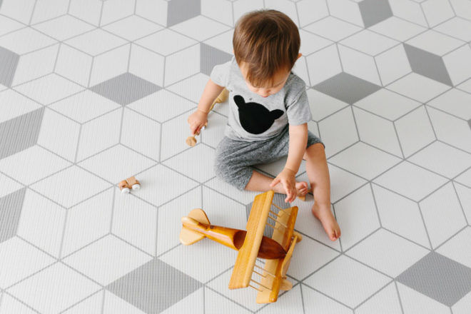 What to look for when buying a play mat