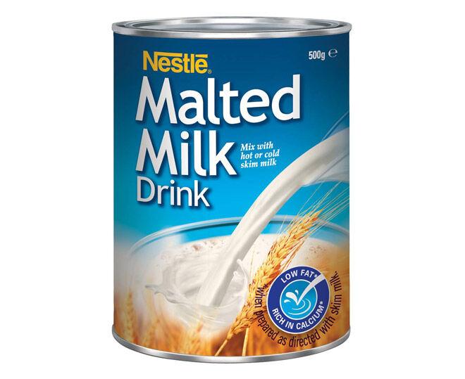 Malted Milk for breastfeeding mums