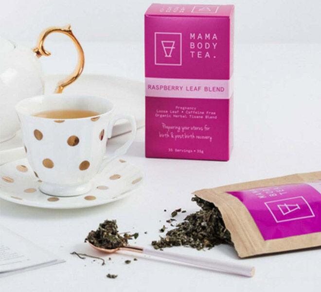 Mama Body Tea - Raspberry Leaf Blend
