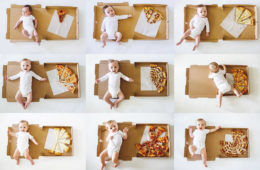 13 awesome monthly baby photo ideas | Mum's Grapevine