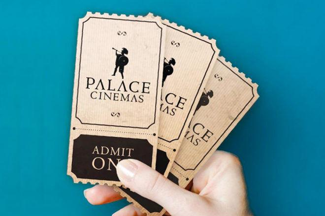 Cheap movie tickets at Palace Cinemas