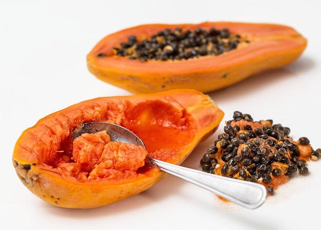 Papaya for breastfeeding mums